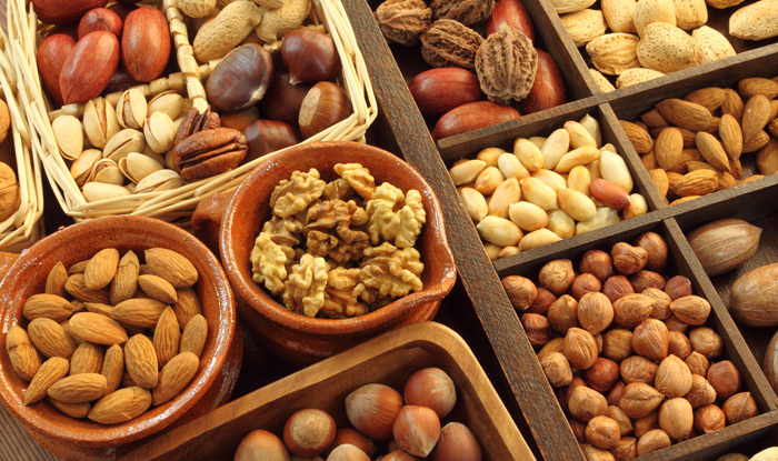 Dried nuts: Which of them benefit and which harm our health?
